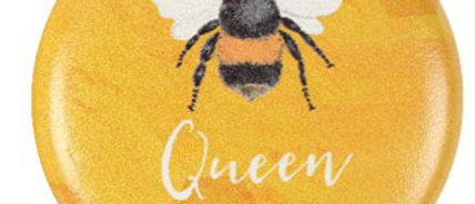 Queen Bee Compact Mirror