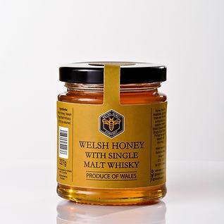 Welsh Whisky Honey