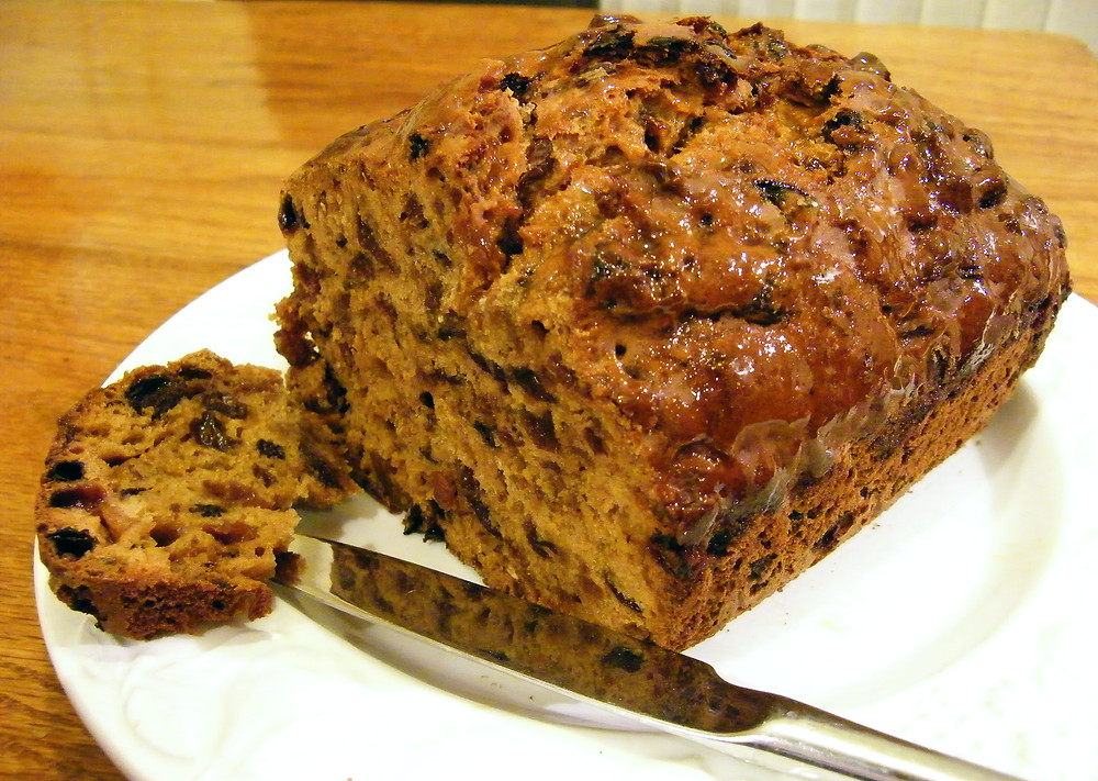 Bara Brith With Welsh Honey