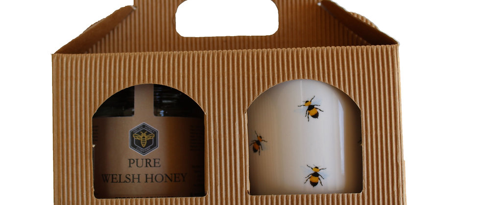 Runny Honey & Bee Mug Gift Box