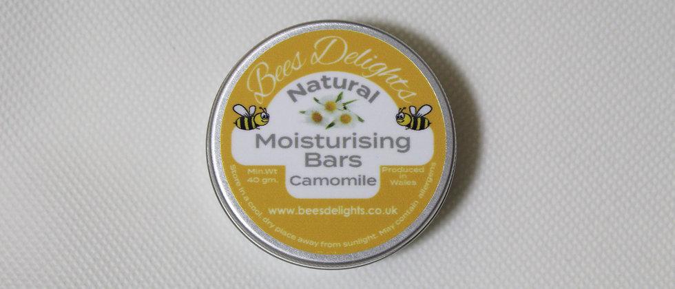 Moisturising Bars - Camomile 40g 2 x 20g Bars