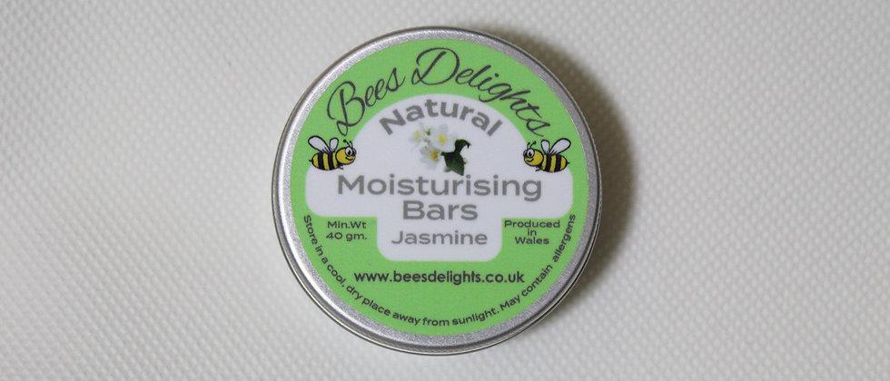 Moisturising Bars - Jasmine 40g 2 x 20g Bars