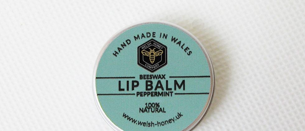 Natural Lip Balm - Peppermint