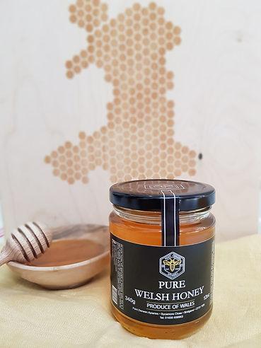 Welsh Honey For Sale