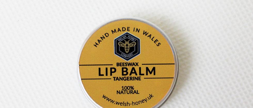 Tangerine Natural Lip Balm