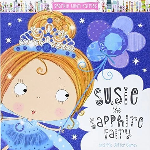 Ultimate Sparkle Town Fairy Collection (5) HC Books