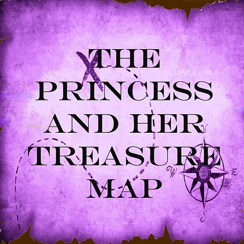 The Princess and Her Treasure Map E-Book