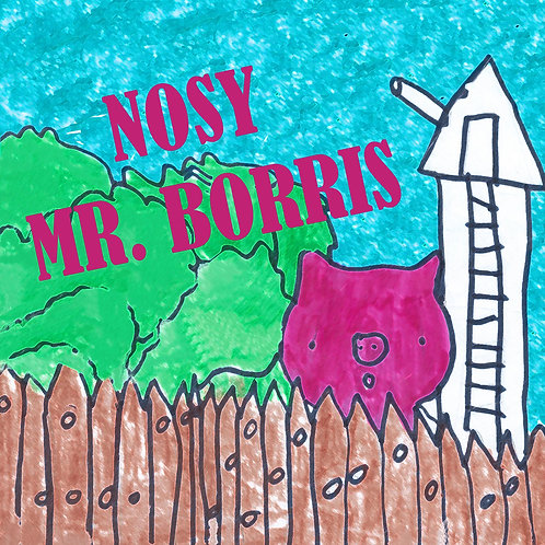 Nosy Mr. Borris