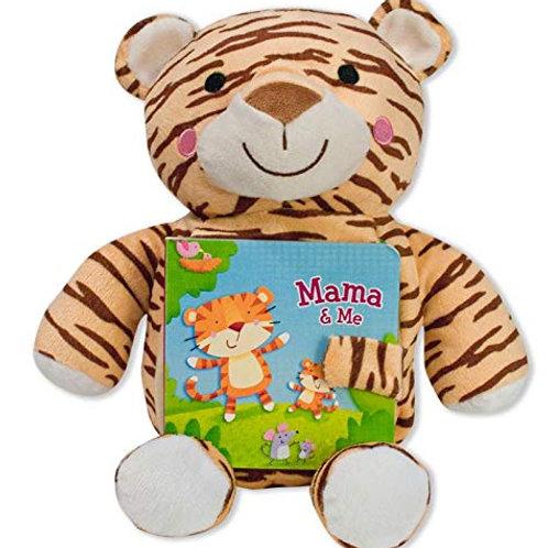 Mama & Me Book & Plush (Read & Snuggle)