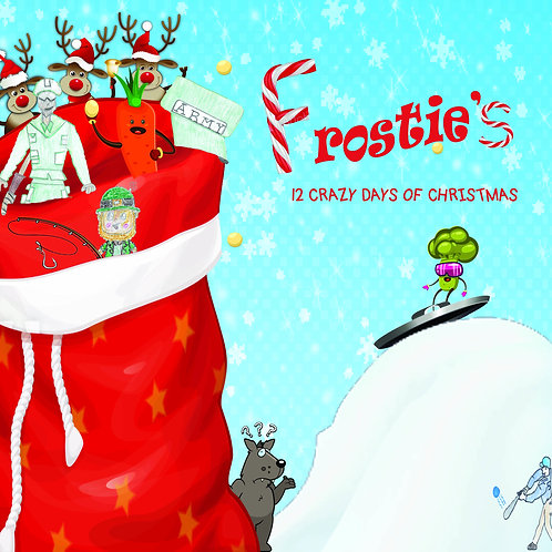Frosties 12 Crazy Days of Christmas