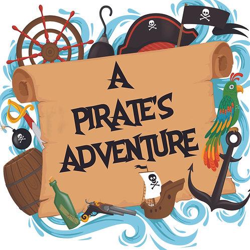 A Pirate's Adventure E-Book