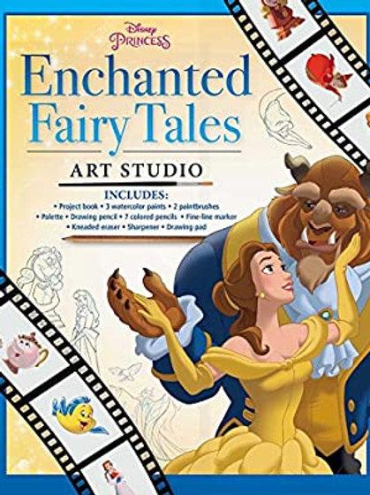 Disney Enchanted Fairy Tales Art Studio
