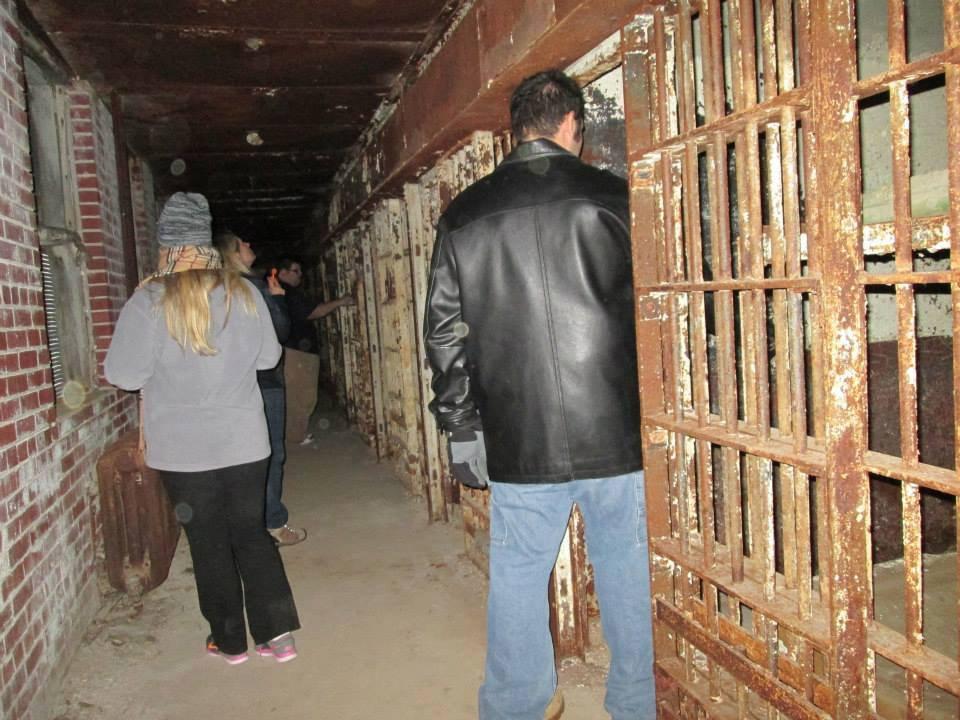 Midnight Tour at Crown Point Jail