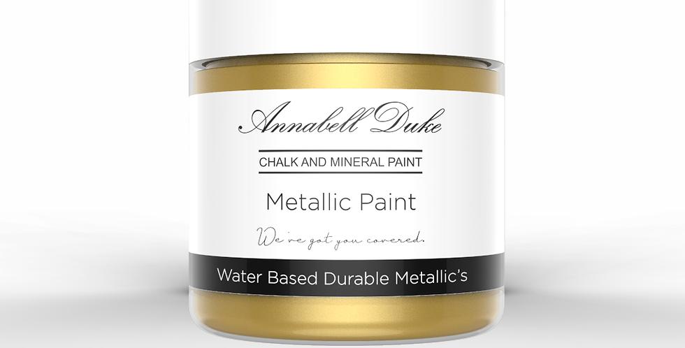 Gold Metallic Paint