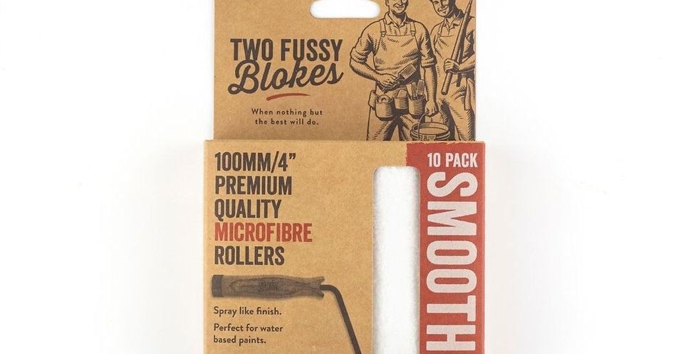 10 pk. Two Fussy Blokes Rollers