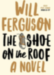 Will Ferguson Shoe on the Roof