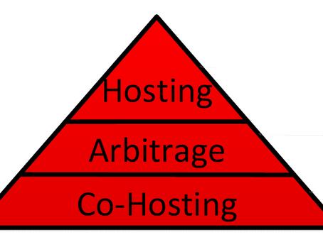 Host, Cohost, or Abitrage - The Rock, Paper, Scissors of Short Term Rentals