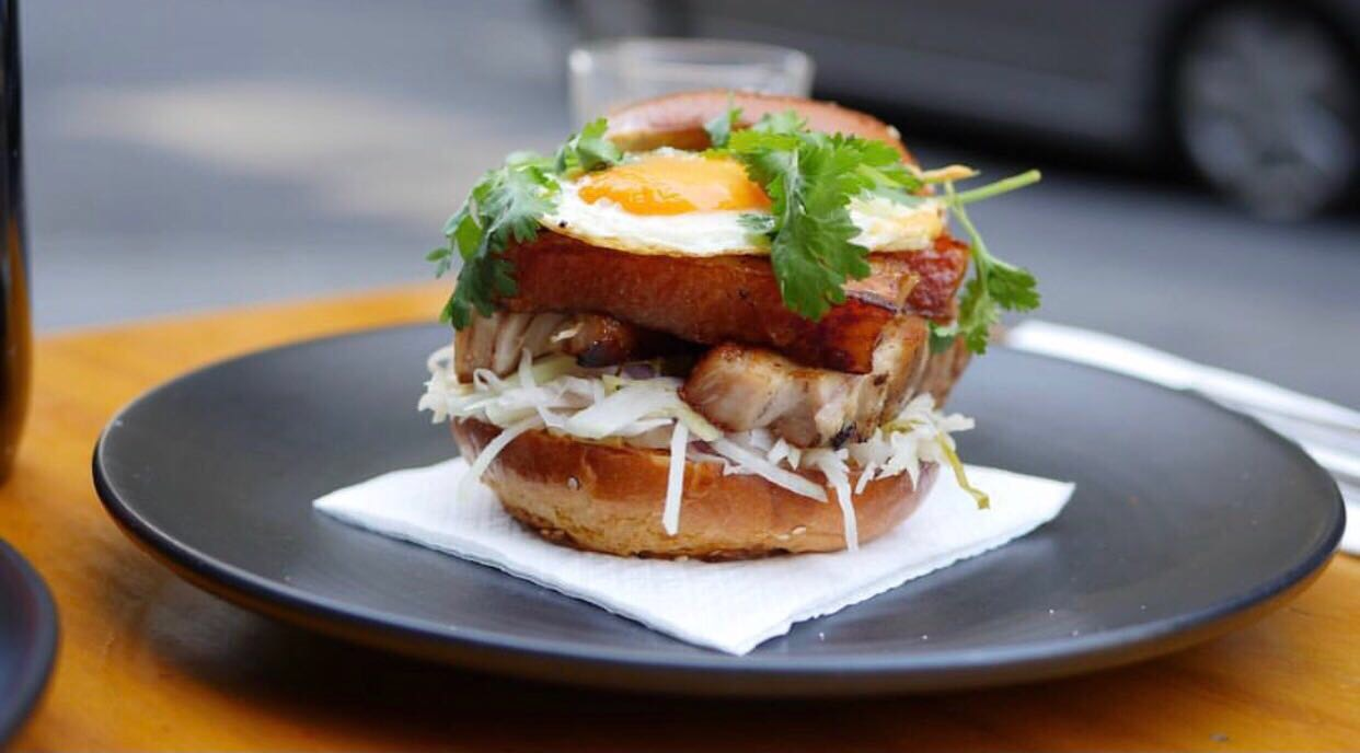 Porkbelly Burger