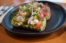 Smashed Avocado