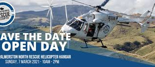PALMERSTON NORTH RESCUE HELICOPTER OPEN DAY