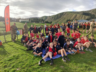 Cluster Cross Country Results