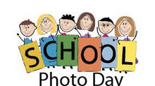 School Photo day - Friday 23 October