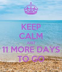 just 11 days until Matai & Kauri are off to camp