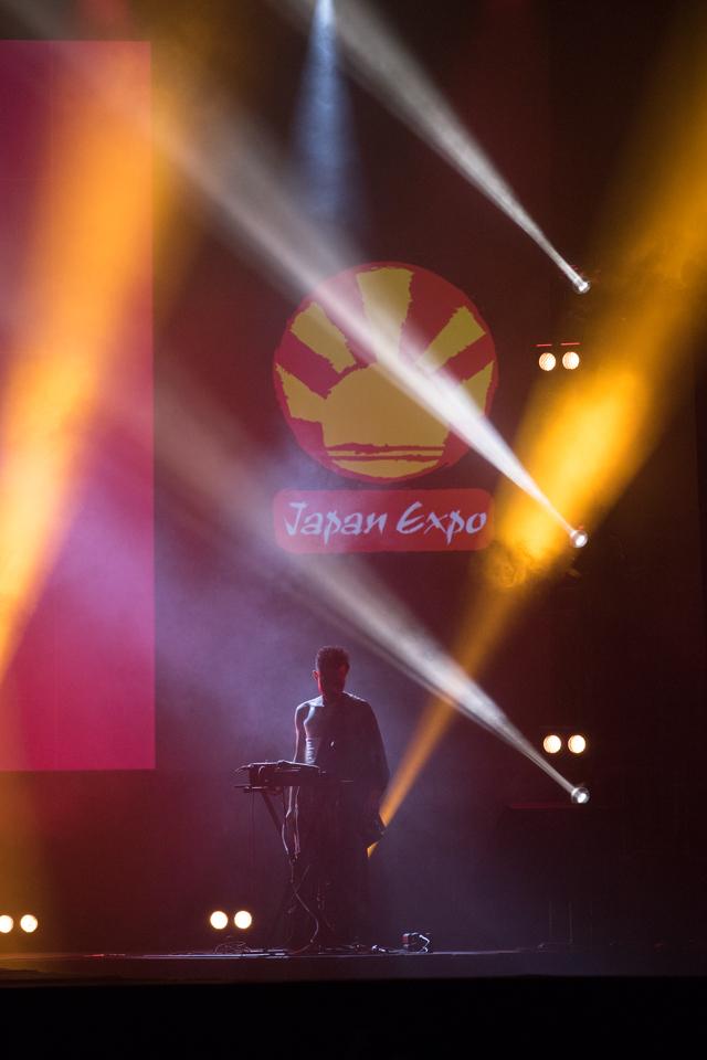 2015, 7 Japan Expo in Paris (Main)