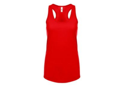 Swing Combo Salsa Band Ladies Tank Top Red