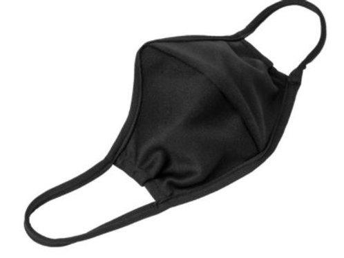 Swing Combo Salsa Band Mask Black