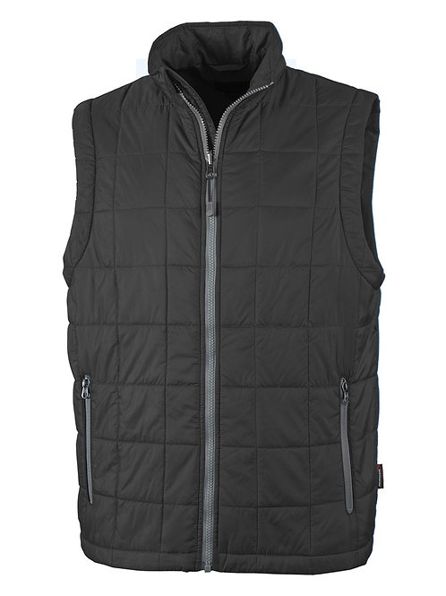 Swing Combo Salsa Band Quilted Vest