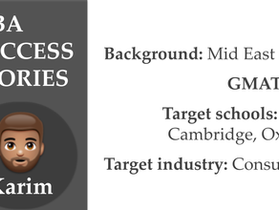 MBA Success Stories: Karim