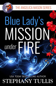 Blue Lady's Mission Under Fire