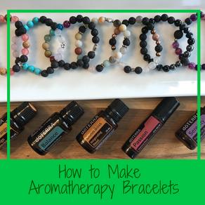 How to Make Aromatherapy Jewelry