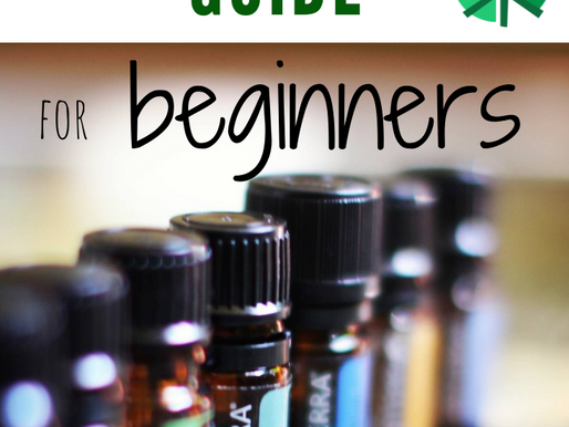 The Ultimate Essential Oils Guide for Beginners