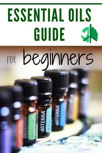 essential oils guide for beginners