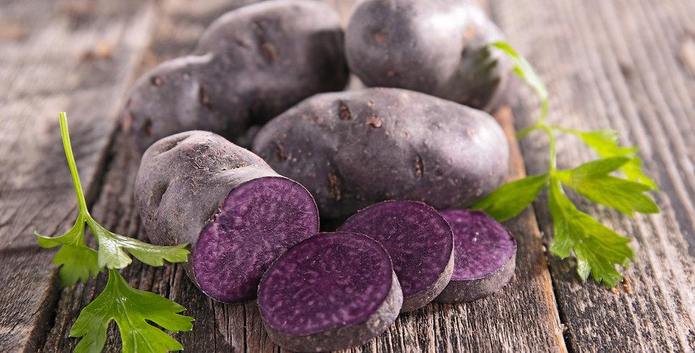 Metallic Magic Molly Potatoes- 1 pound