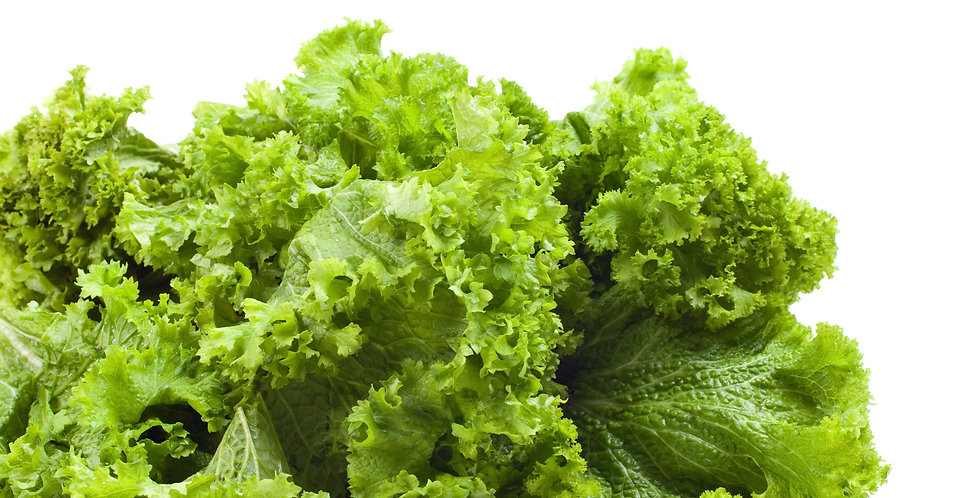 Curley Mustard Greens 1/2 oz approx 1000 seeds
