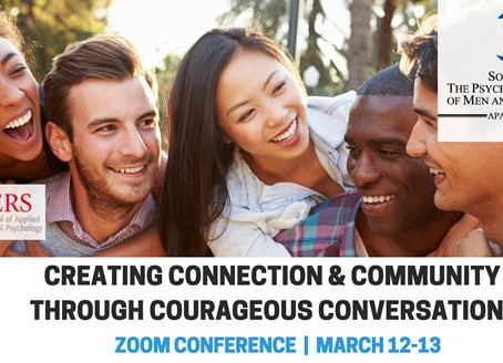 2021 Conference: Creating Connection and Community through Courageous Conversations