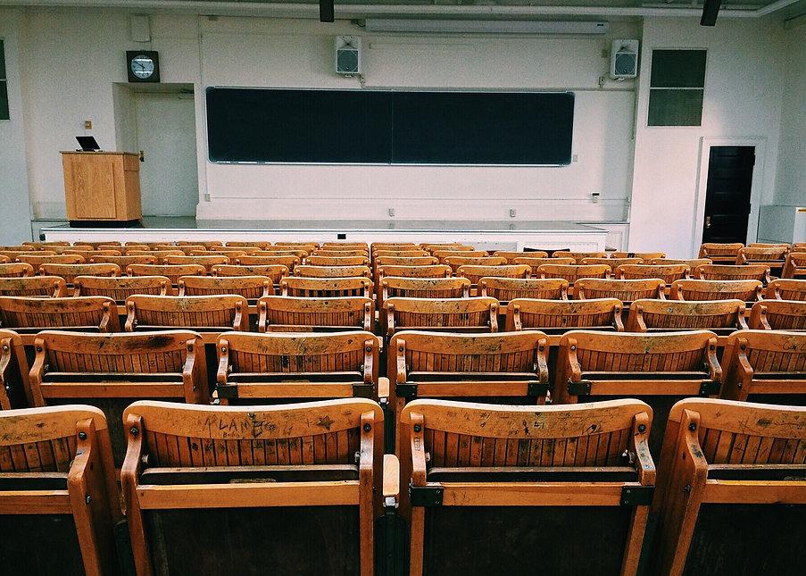 auditorium-benches-board-207691.jpg