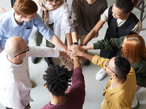 2021 Presidential Initiative: Creating Connection and Community through Courageous Conversations.