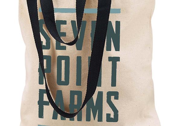 Seven Point Farms Reusable Tote