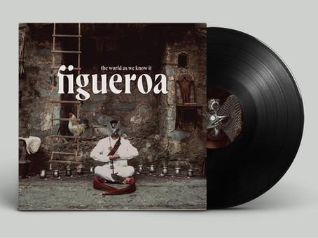 Figueroa album + 30-day vinyl campaign!