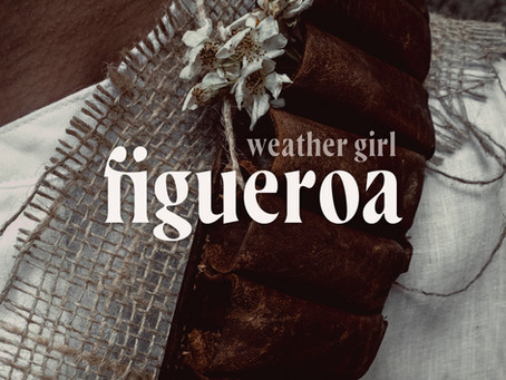 Weather Girl single by Figueroa – out today!