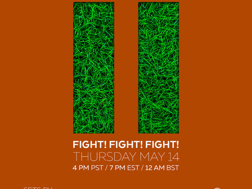 Two Fingers - Fight! Fight! Fight! Album Streaming Party