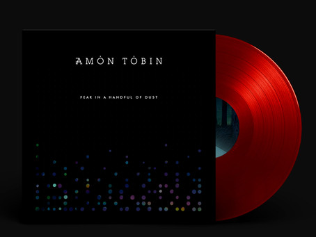 Limited quantities of Fear in a Handful of Dust Limited Red Vinyl available on Bandcamp!