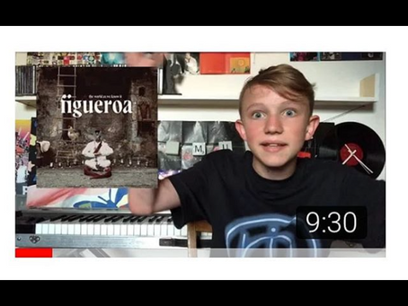 13-year-old reviews Figueroa 🤯