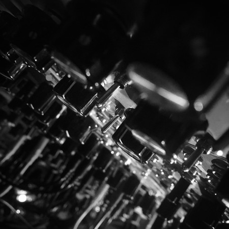 Amon Tobin - Fine Strips of Violence
