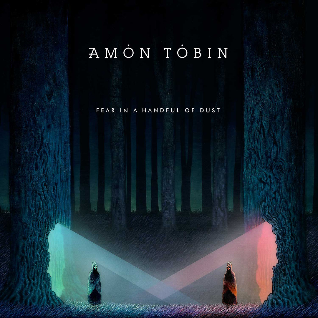 AMON TOBIN  'No one evolves sound quite like Amon Tobin. On 'Fear in a Handful of Dust' you can almost imagine him examining and polishing each sound he uses, like a jeweller inspecting his gems through an eyepiece, before placing them back into the mix in just the right place to create a sonic experience of captivating abstracted beauty.  – Mark Roland, Editor Electronic Sound magazine  2019