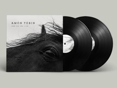 Amon Tobin How Do You Live vinyl campaign